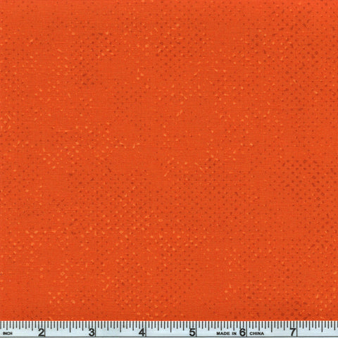 Moda Spotted 1660 61 Pumpkin Dotted Basic Solid By The Yard