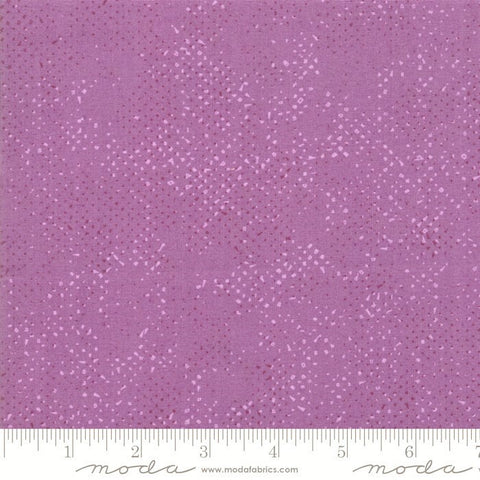 Moda Spotted 1660 62 Aubergine Dotted Basic Solid By The Yard