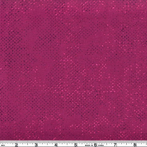 Moda Spotted 1660 70 Boysenberry Dotted Basic Solid By The Yard