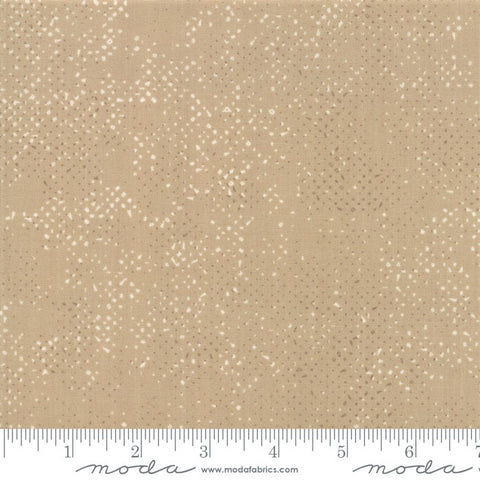 Moda Spotted 1660 82 Oatmeal Dotted Basic Solid By The Yard