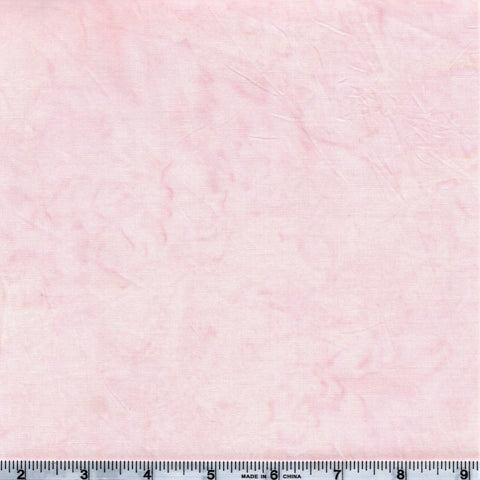 Anthology Batik Lava Basics  1695 01 Coral in the Cream Watercolor By The Yard