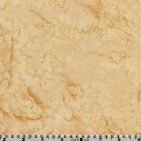 Anthology Batik Lava Basics 1717 Golden Brown Watercolor By The Yard