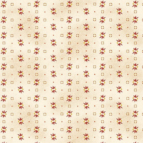 Henry Glass & Co. Far Horizons 1730 8 Cream Geometric By The Yard