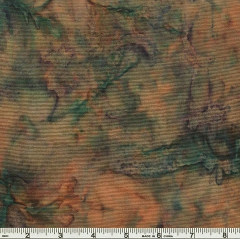 Anthology Bali Batik Lava Solids 1838 Wild Mountain Watercolor By The Yard