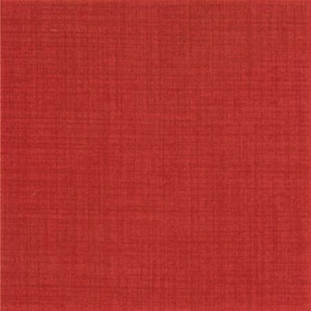 Moda French General Favorites 13529 23 Rouge Solid With Textured Look By The Yard