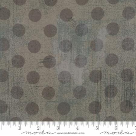 Moda Hits The Spot 30149 33 Grey Couture Dots By The Yard