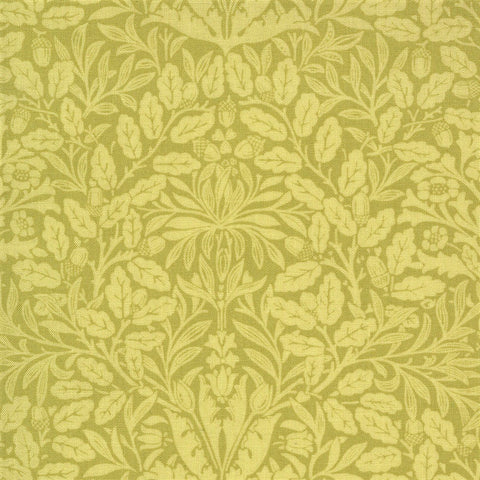 Moda Dover 18701 20 Sprig Acorn Damask By The Yard