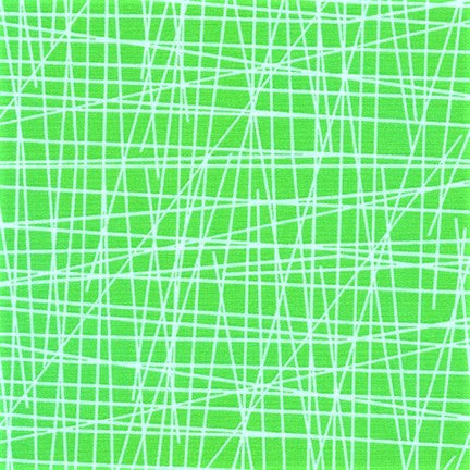Kaufman Violet Craft Modern Classics 18713 395 Sour Apple Web Plaid By The Yard