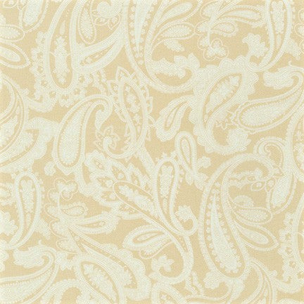 Kaufman Chesterfield 18861 15 Ivory Chesterfield Paisley By The Yard