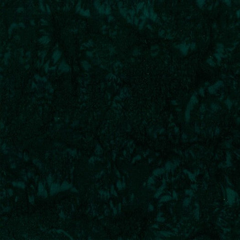 Hoffman Bali Batik Watercolors 1895 702 Deep Emerald By The Yard