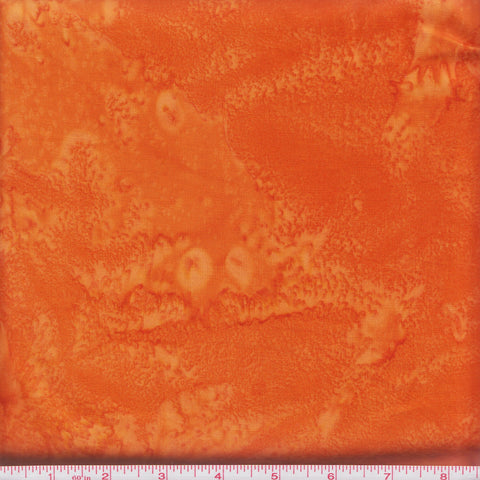 Hoffman Bali Batik 1895 192 Pumpkin By The Yard