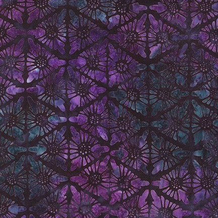 Kaufman Artisan Batiks Desertscapes 19165 6 Purple Kaleidoscope By The Yard
