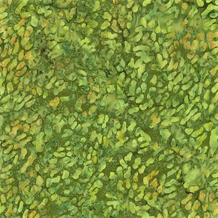 Kaufman Artisan Batiks Inspired By Nature 19176 7 Green Camo Organica By The Yard