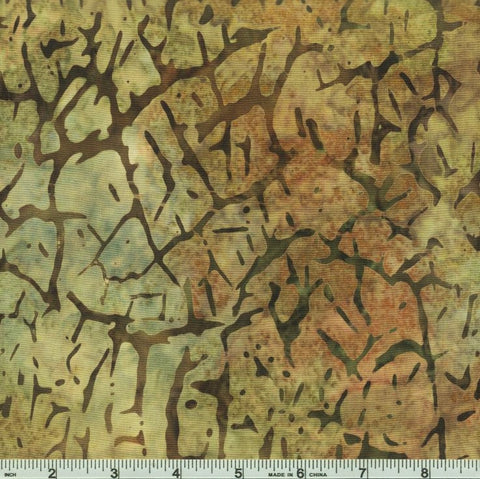 Kaufman Impressions Of Tuscany 2 Artisan Batiks 19436 268 Nature Vine Stocks By The Yard