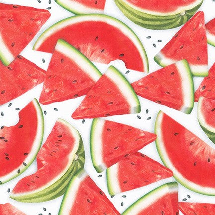 Kaufman Chow Time 19784 377 Watermelon Large Slices By The Yard