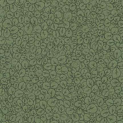 Kaufman Collection CF Neutral Colorstory 19927 331 Olive Leafy By The Yard