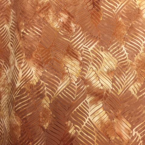 Hoffman Bali Batik 1999 37 Straw Brown Textures by the yard