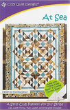 AT SEA - Cozy Quilt Designs Pattern
