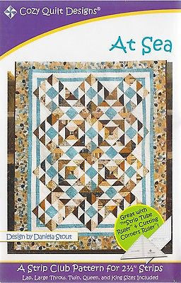 Cozy Quilt Designs Pattern At Sea Jordan Fabrics