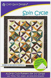 Cozy Quilt Designs Pattern - SPIN CYCLE