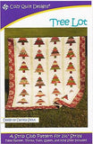 Cozy Quilt Designs Pattern - TREE LOT