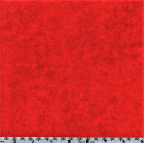 RJR Fabrics Basically Patrick 2033 24 Scarlet Distressed Red By The Yard