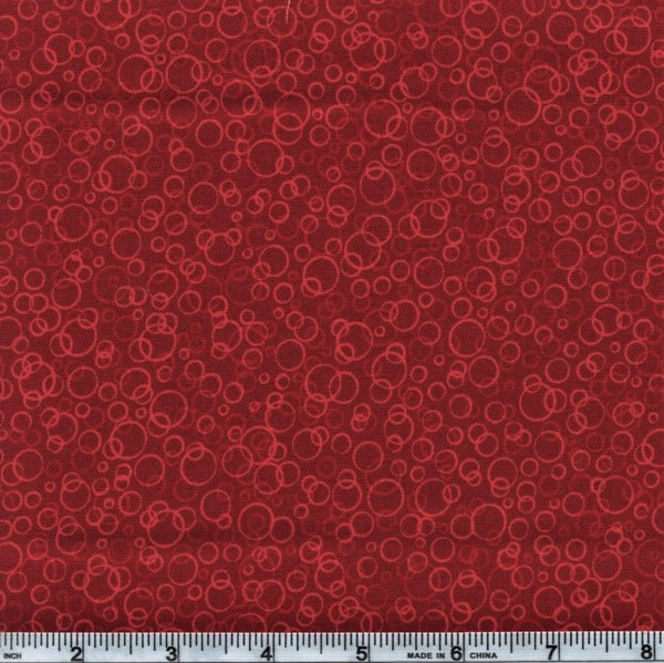 RJR Fabrics Basically Patrick 2070 16 Cherry Bubbles By The Yard