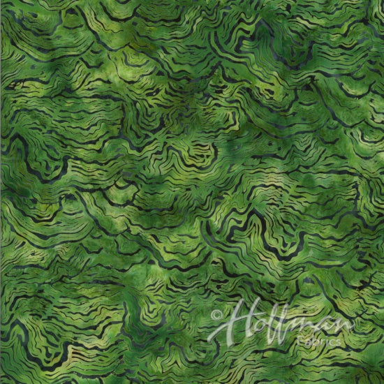 Hoffman Bali Batiks 2112 304 Parrot Sand Waves By The Yard