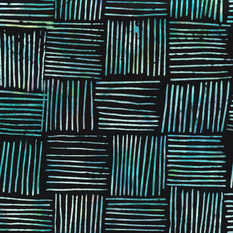 Hoffman Bali Batiks 2121 615 Flair Cross Hatch Squares By The Yard
