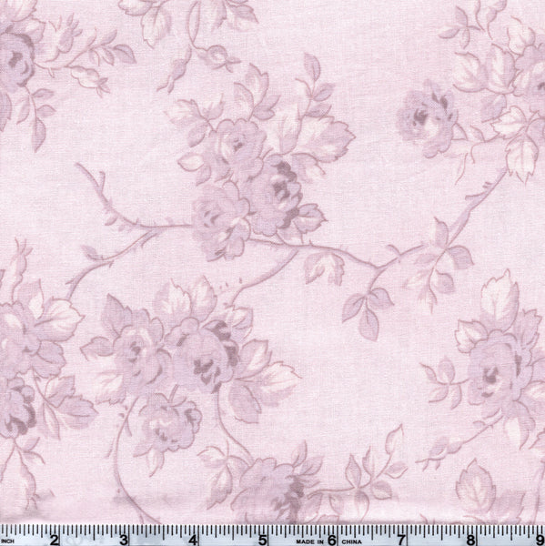 RJR World Of Romance 2123 1 Pale Pink Roses By The Yard