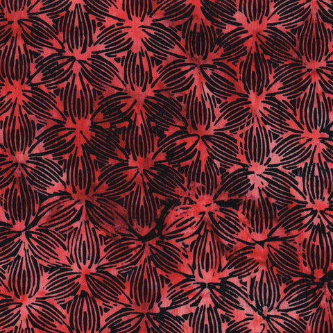 Hoffman Bali Batiks 2153 599 Valentine Layers Of Petals By The Yard