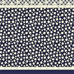 Moda Bubble Pop 21760 15 Navy Four In One By The Yard