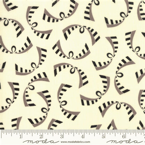 Moda Bubble Pop 21764 11 Cream Ribbons By The Yard
