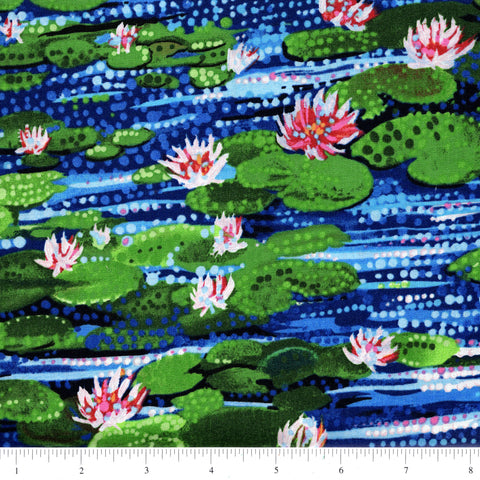Northcott Water Garden 21918 44 Water Lilies By The Yard
