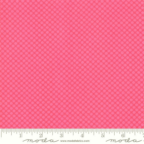 Moda Fiddle Dee Dee 22384 14 Pink Plaid Dee Plaid By The Yard
