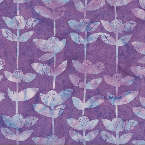 Hoffman Bali Batik 2241 565 Savannah Block Flower By The Yard