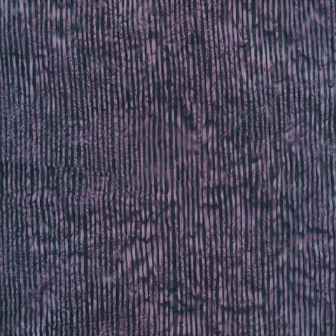 Hoffman Batik Party Time 2284 701 Deep Amethyst Skinny Stripe By The Yard