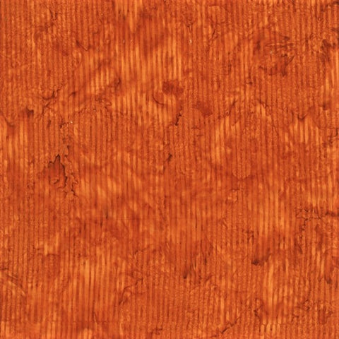 Hoffman Batik Party Time 2284 89 Persimmon Skinny Stripe By The Yard