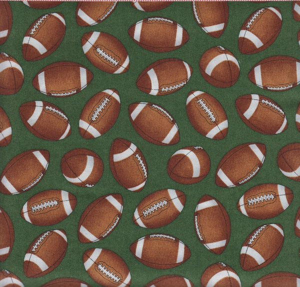 RJR Dan Morris The Whole 9 Yards 2290 1 Football on Green by the yard