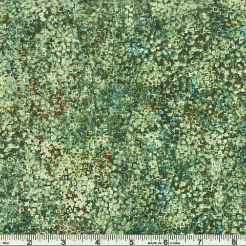 Northcott Reflections 22955 66 Teal Multi Texture Reflection By The Yard