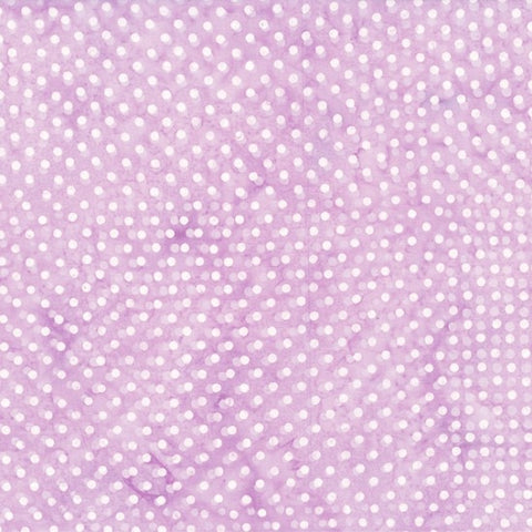 Hoffman Batik Ladies In Lilac 2322 30 Lilac Polka Dot By The Yard