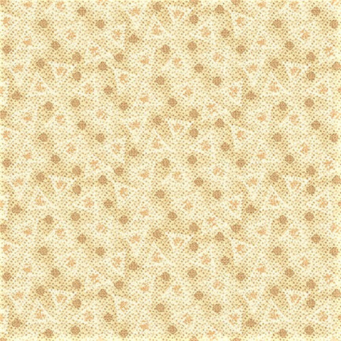 Henry Glass & Co. Best Of Days 2454 33 Cream Stepping Stones By The Yard