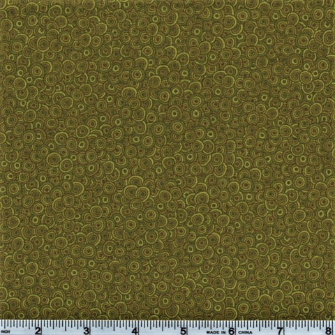 RJR Fabrics Basically Patrick 2627 23 Turtle Mini Swirls By The Yard