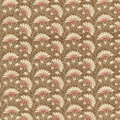 RJR Fabrics Chocolate & Bubble Gum 2715 2 Maple Sugar Pink By The Yard