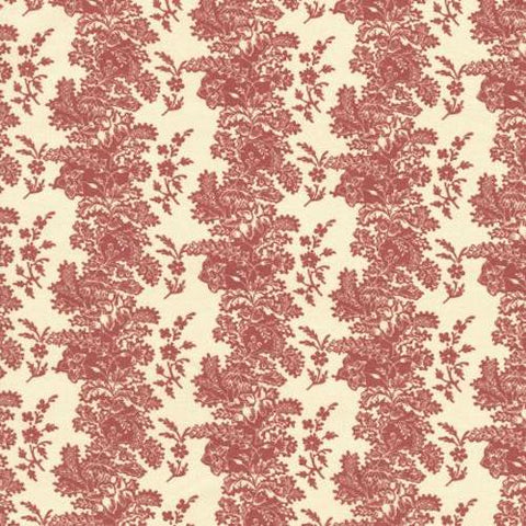 RJR Fabrics Chocolate & Bubble Gum 2716 2 Sweet Treat Pink By The Yard