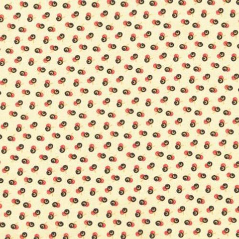 RJR Fabrics Chocolate & Bubble Gum 2723 2 Fudge Cream By The Yard