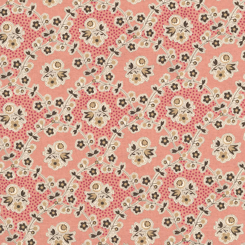RJR Fabrics Chocolate & Bubble Gum 2724 1 Taffy Pink By The Yard