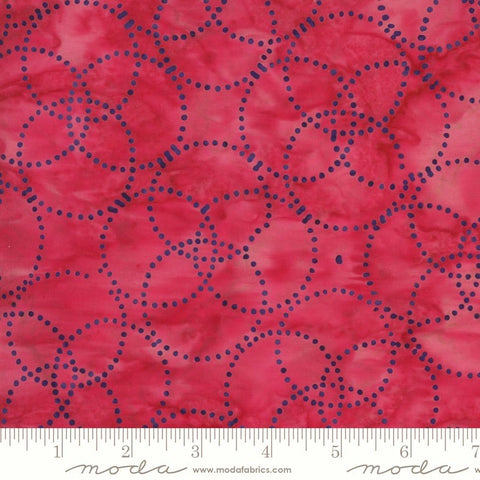 Moda Confection Batiks 27310 104 Strawberry Shimmer By The Yard