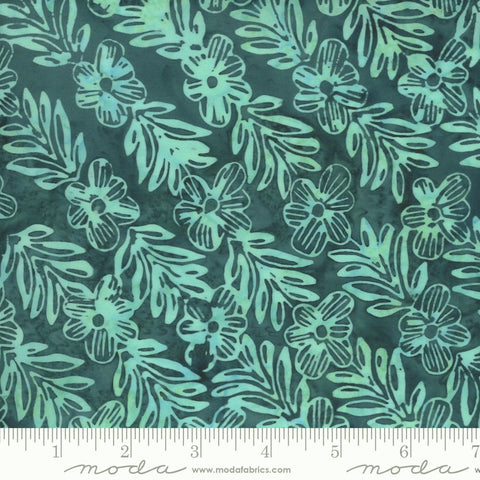 Moda Confection Batiks 27310 109 Blue Raspberry Mayleen By The Yard