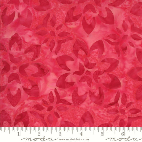Moda Confection Batiks 27310 126 Melon Floret By The Yard